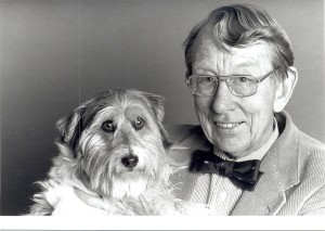 Pet Partners Founder who developed the term human-animal bond, Leo Bustad