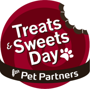 Treats & Sweets Day for Pet Partners