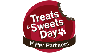Treats and Sweets Logo Promo Box