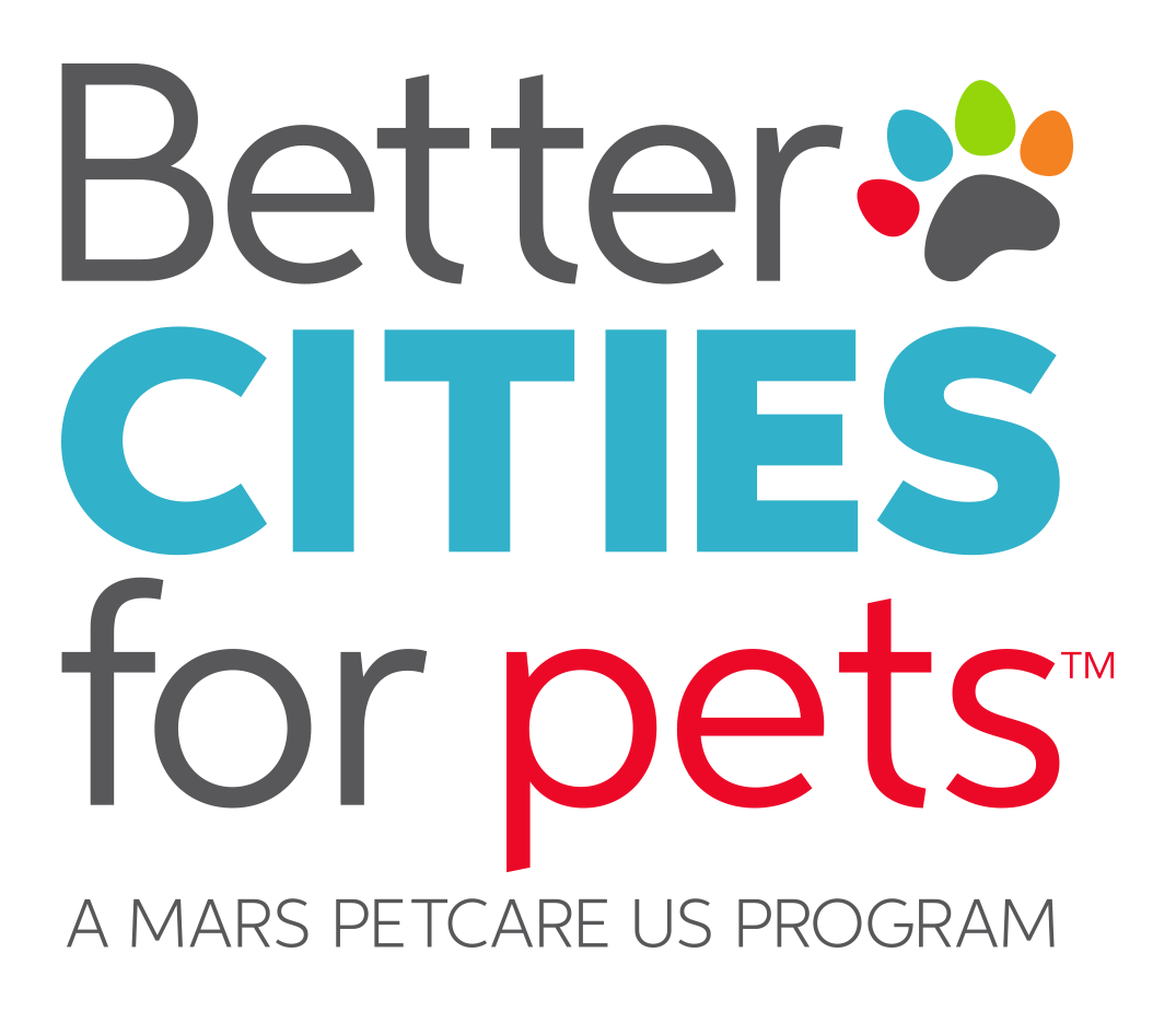 Better Cities logo Pet Partners