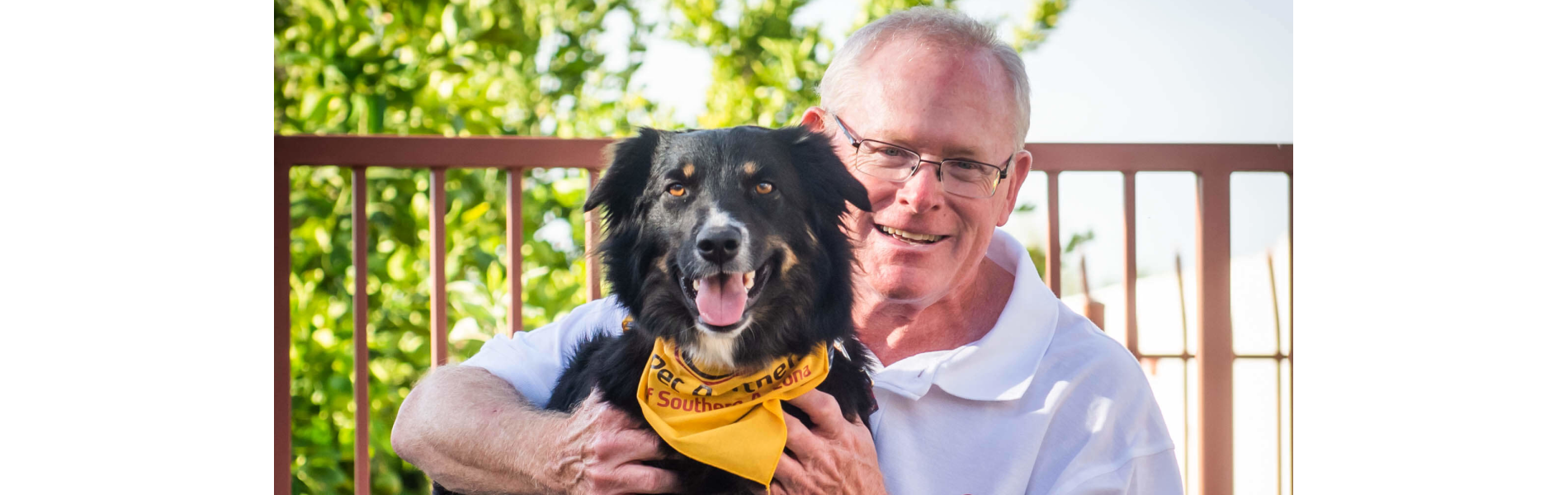 Pet Partners therapy dog team